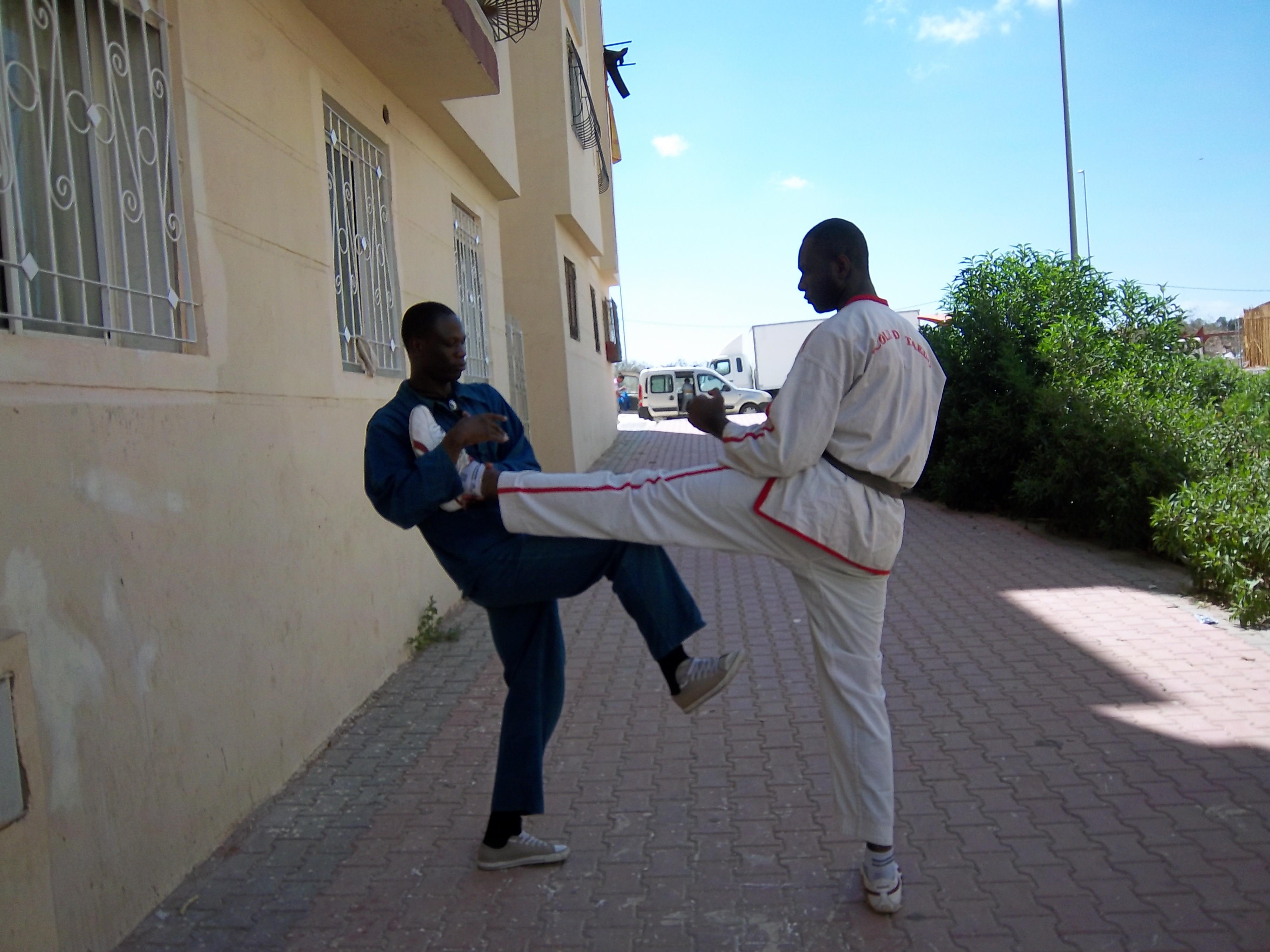 uniforme kung fu traditionnel