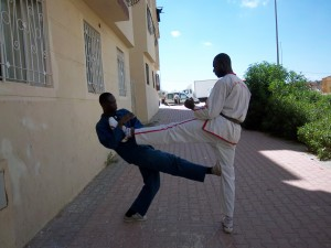 8 dan kung fu